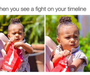 fight, me, and north west image