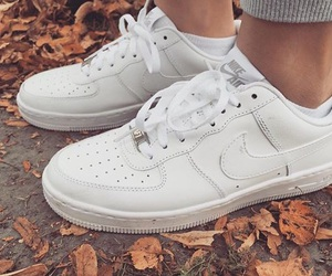 air force, autumn, and nike image