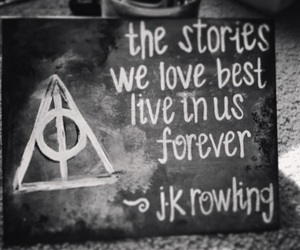 harry potter, story, and black and white image