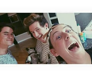 kian lawley, ricky dillon, and trevor moran image