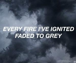 5sos, black, and grey image