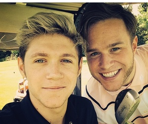 olly murs and niall horan image