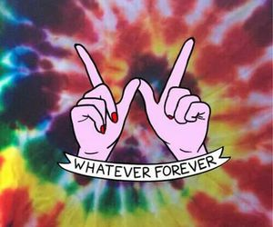 whatever, forever, and wallpaper image