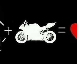 love and moto image