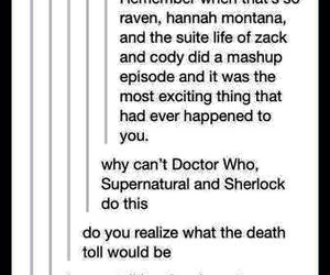 doctor who, tumblr, and fandoms image