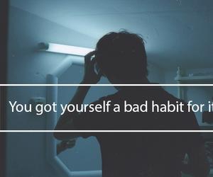grunge, the kooks, and bad habit image
