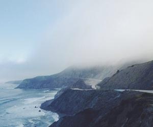 sea, nature, and blue image