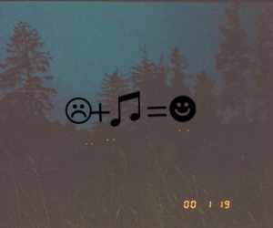 music, grunge, and happy image