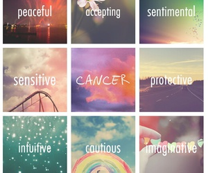 cancer, constellation, and horoscope image