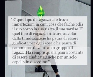 frasi, tumbrl, and italiano image