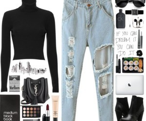 fashion, Polyvore, and streetstyle image