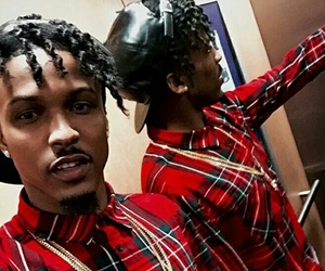 august alsina and tattoo image
