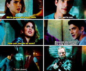 teen wolf, tw, and shelley henning image