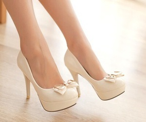beauty, Dream, and high heels image