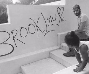 zayn malik, zayn, and Brooklyn image