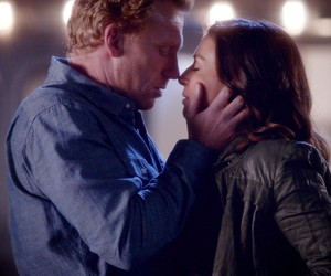 owen hunt, grey's anatomy, and amelia shepperd image