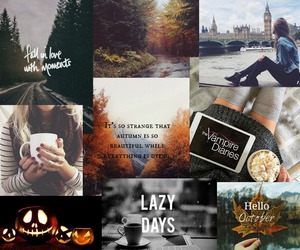 autumn, tvd, and thevampirediaries image