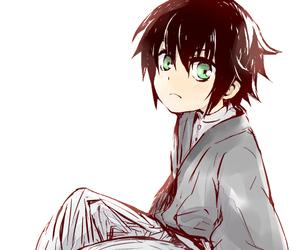 anime boy, owari no seraph, and yuu image