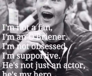 dylan o'brien, teen wolf, and hero image