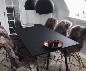 home, black, and goals image