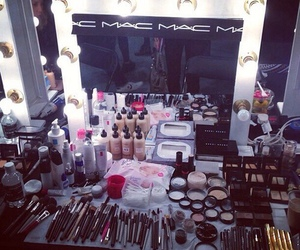 mac, make up, and makeup image