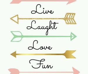 fun, laught, and live image