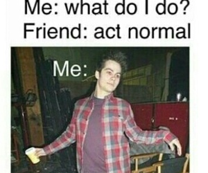 funny and dylan o'brien image