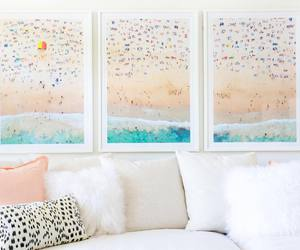 bedroom, living room, and pretty image