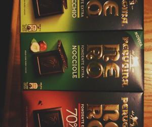 chocolate, food, and wonderful image
