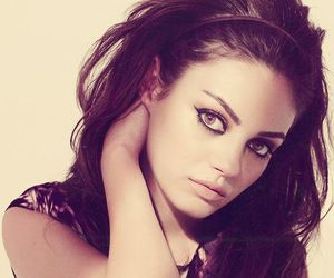 Mila Kunis, eyes, and actress image