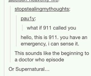 post, supernatural, and funny image