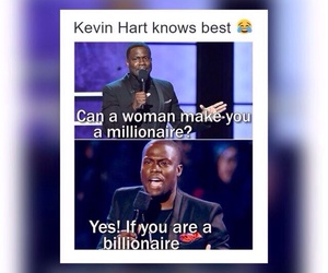 funny, hilarious, and kevin hart image
