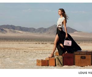 Louis Vuitton and alicia vikander image
