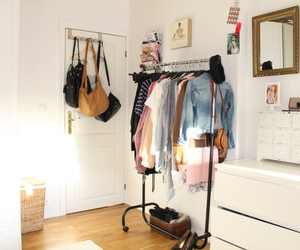 clothes, room, and photography image