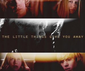 american horror story, violet harmon, and tate langdon image