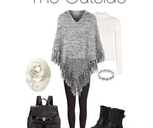 clothes, fashion, and Lyrics image