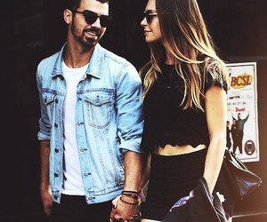 Joe Jonas, blanda eggenschwiler, and jonas brothers image