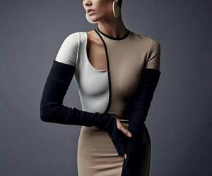 Karlie Kloss and photoshoot image