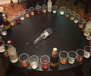 drink, game, and alcohol image