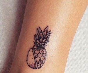 leg, small, and pineapple image