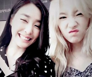 snsd, taeny, and taeyeon image