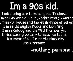 90s, kids, and 90's kid image
