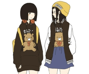 anime and fashion image