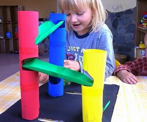 kids crafts, toilet paper rolls, and toilet paper roll crafts image