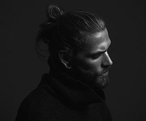 ben dahlhaus, black, and grunge image