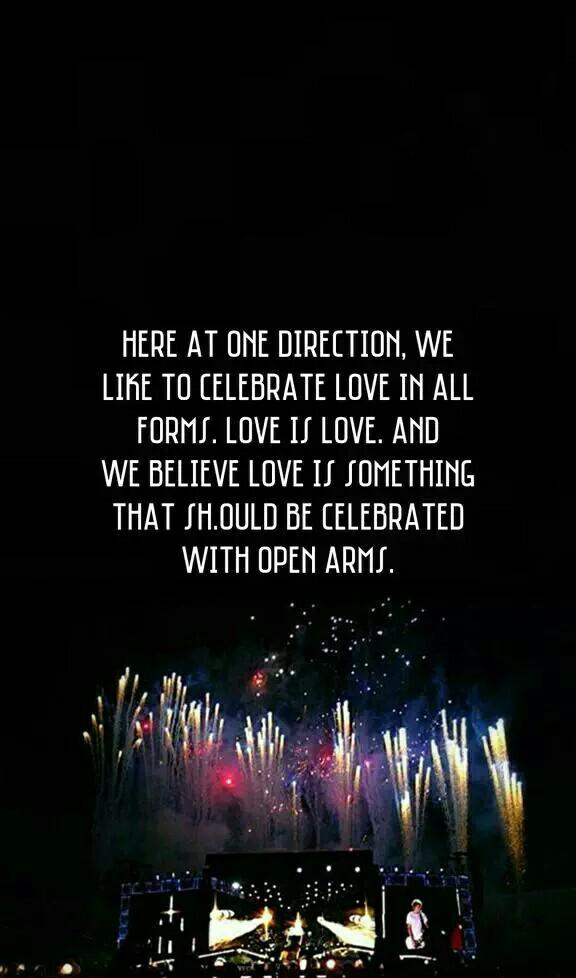 Fireworks Concert Harry Quote Lockscreen On We Heart It