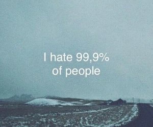 hate, people, and quotes image
