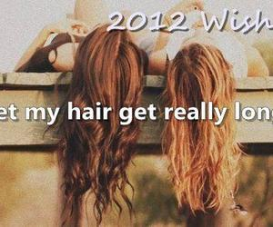 wish and hair image