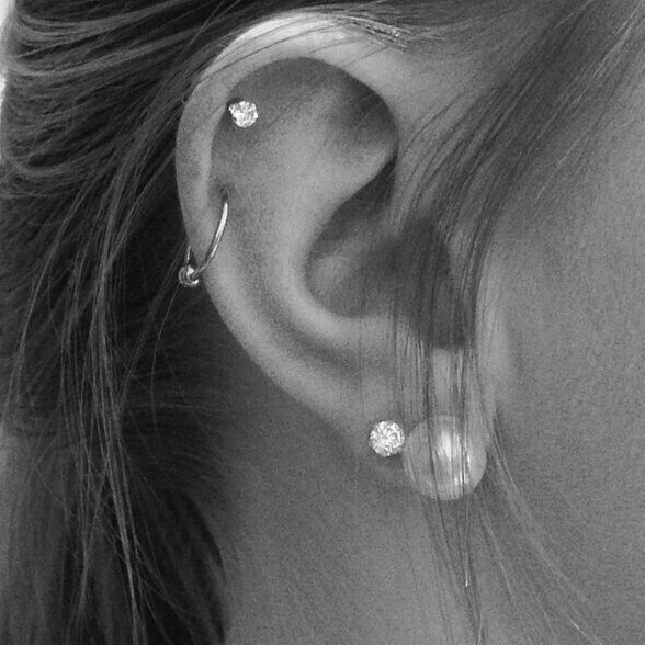 9d6989664 Image about fashion in 🌸Piercings🌸 by Mya on We Heart It