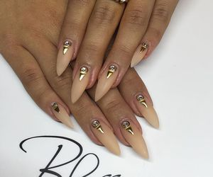 beauty, nails on fleek, and girly image